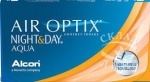 Air Optix Aqua Night&Day 3 линзы