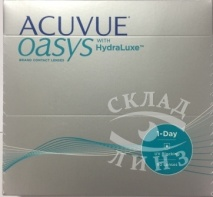 1-Day Acuvue Oasys 90 линз - рис 1