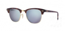 RAY BAN RB3016 CLUBMASTER 1145/30 (Солнцезащитные очки) - рис 1
